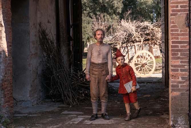 Pinocchio Credits Greta De Lazzaris