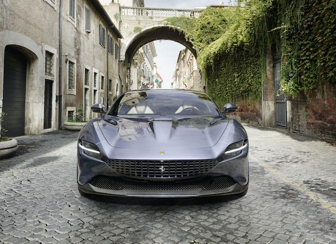 Ferrari Roma, la Nuova Dolce Vita