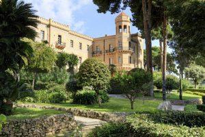 Villa Igiea Palermo, l'apertura il 01 giugno 2020