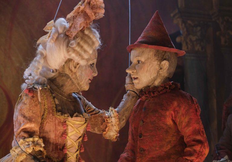 Pinocchio. I costumi del film in mostra a Prato