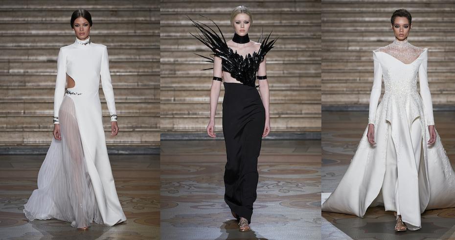 Antonio Grimaldi Spring Summer 2020 Haute Couture Show
