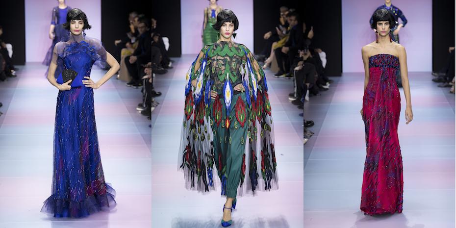 Giorgio Armani Privè Spring Summer 2020 Haute Couture Show