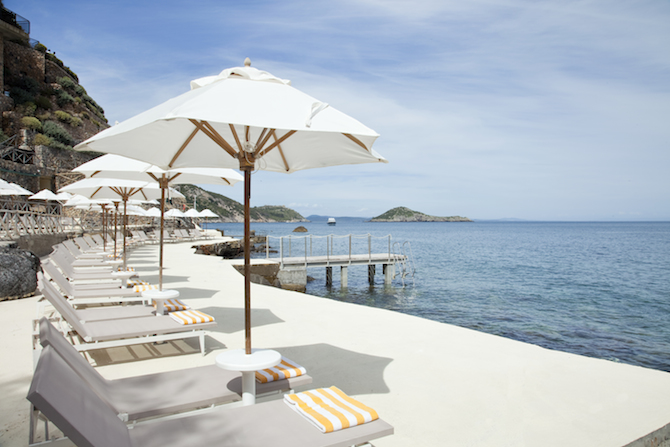 Il Pellicano, Porto Ercole (GR) – Photo Credit: Leading Hotels of the World