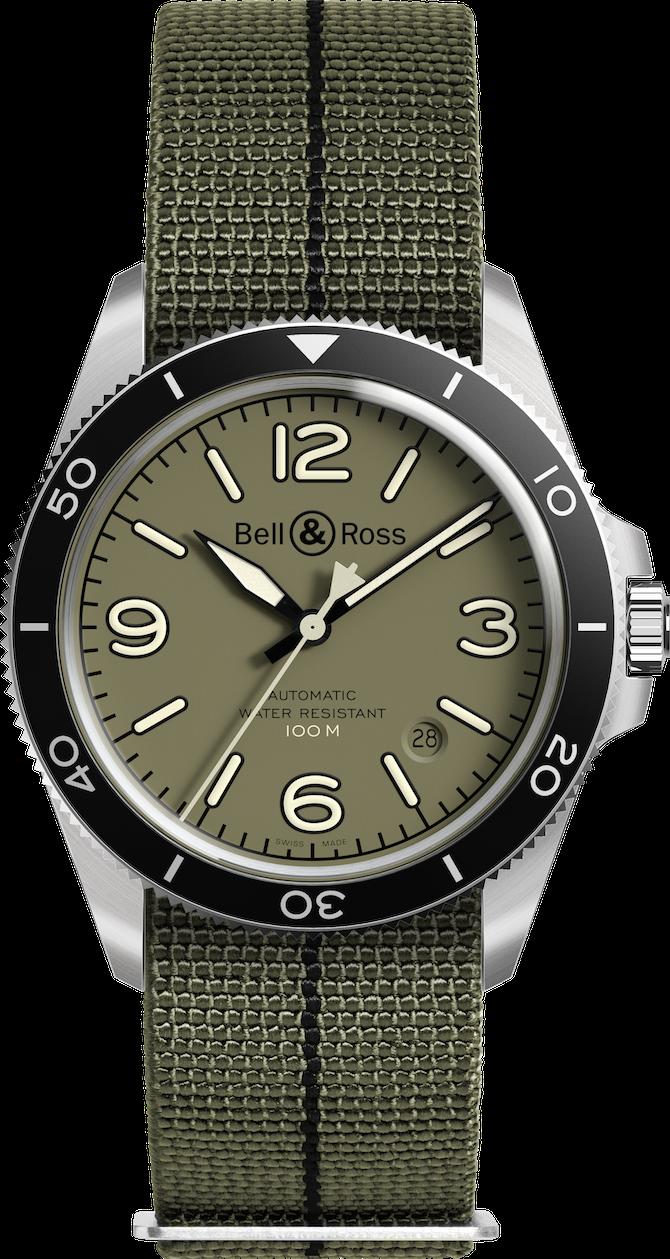 Bell & Ross – BR V2-92 Military Green