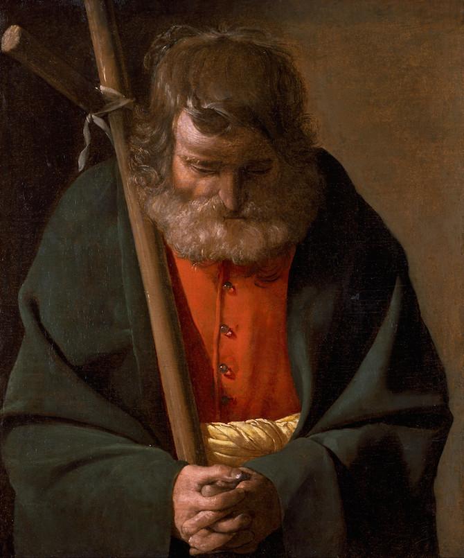 Georges de La Tour San Filippo