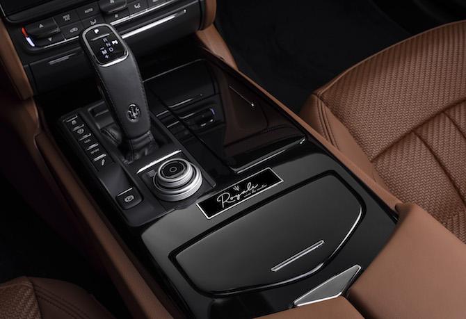 Maserati Quattroporte Royale