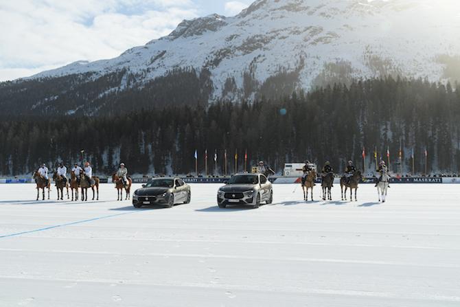 Masearti Levante alla Coppa del Mondo di Snow Polo 2020 di St. Moritz