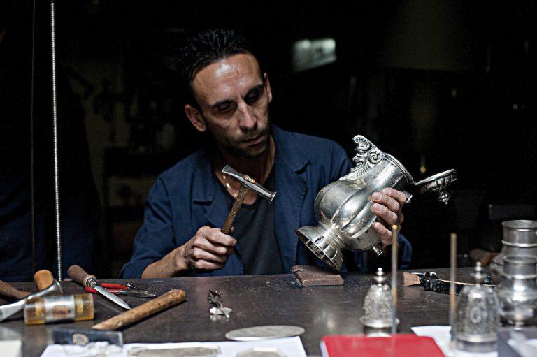 Gli itinerari di Wellmade: le più suggestive argenterie milanesi