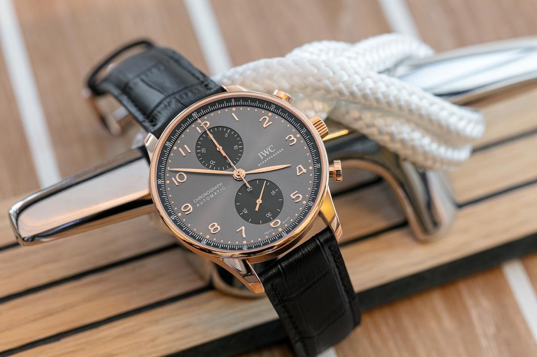iwc portugieser chronograph 3716