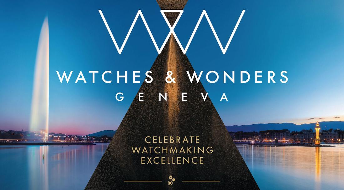 Watches & Wonders Geneva annulla l'edizione di Aprile 2020