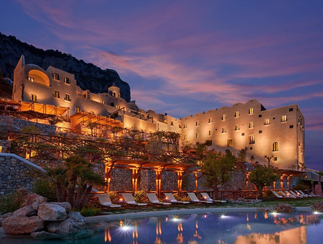 Monastero Santa Rosa Hotel & Spa, per rigenerarsi in Costiera