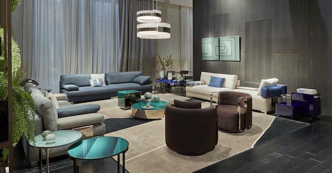 FENDI Casa, Maison & Objet 2020, Parigi