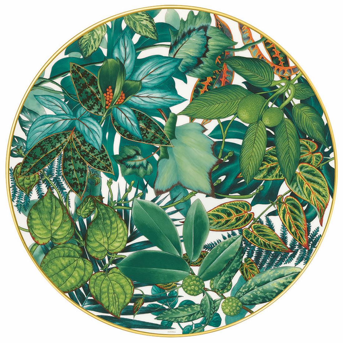 Hermes home collezione Passifolia tra botanica e arte