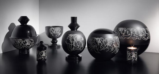 Collezione «Baccanti» di Jean Christophe Clair