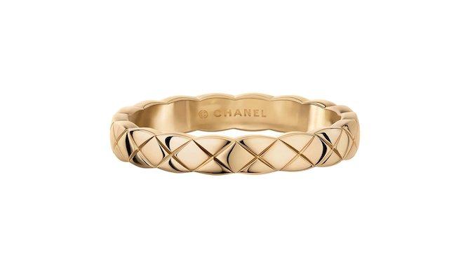 Chanel Fine Jewelry – anelli Coco Crus
