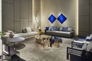 Fendi Casa, l'arredamento e design Made in Italy