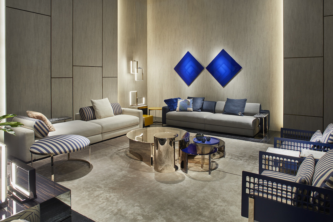 Fendi Casa, l'arredamento Made in Italy