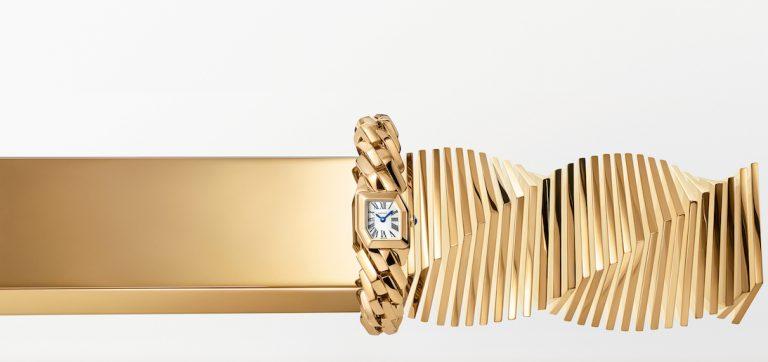 Maillon de Cartier, architettura del tempo