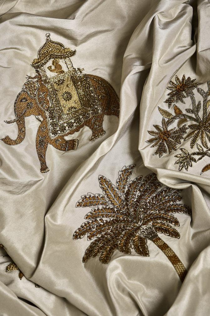 Collezione Maharani, Pierre Frey Fadini Borghi – Photo Credit: Pierre Frey