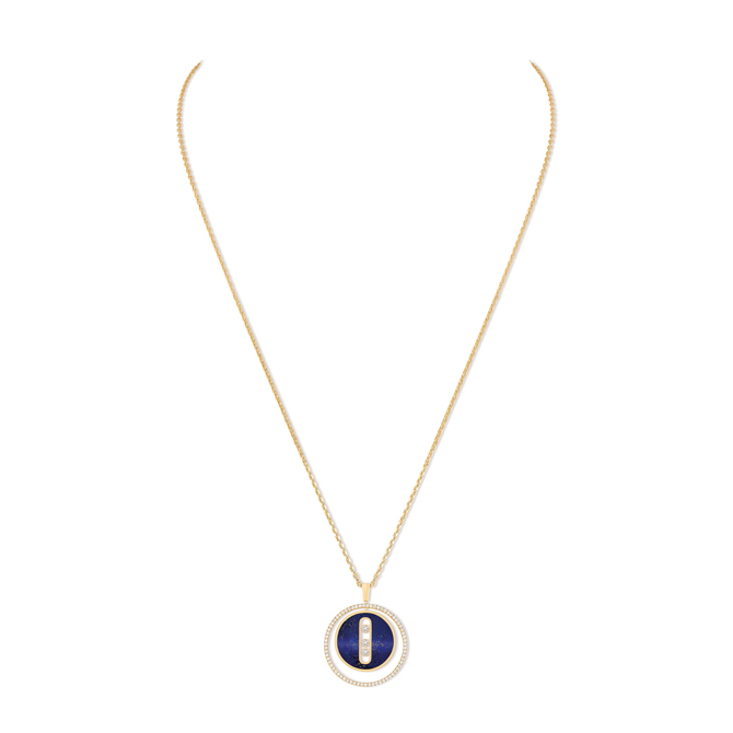 Messika Paris, Collana Lucky Move Lapis Lazuli