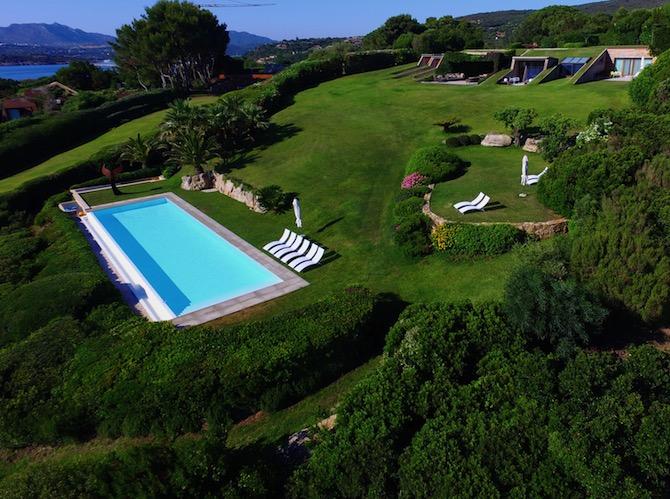 Villa Diamante, tra Porto Cervo e Porto Rotondo