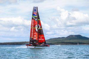 Omega prende il largo con il Seamaster Planet Ocean 36ᵅ Coppa America