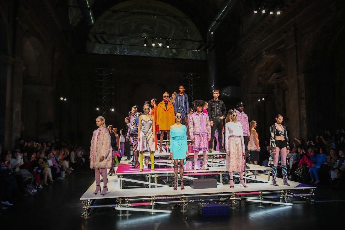 Pucci, la rivoluzione del colore