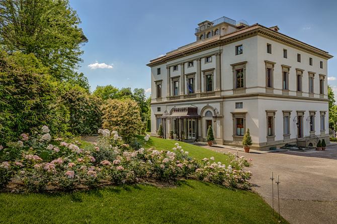 Villa Cora, Firenze