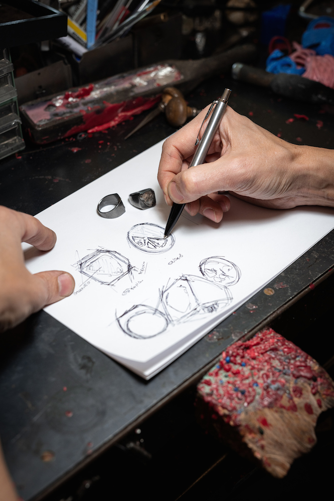 gioielli Unique Piece di Pisa Diamanti