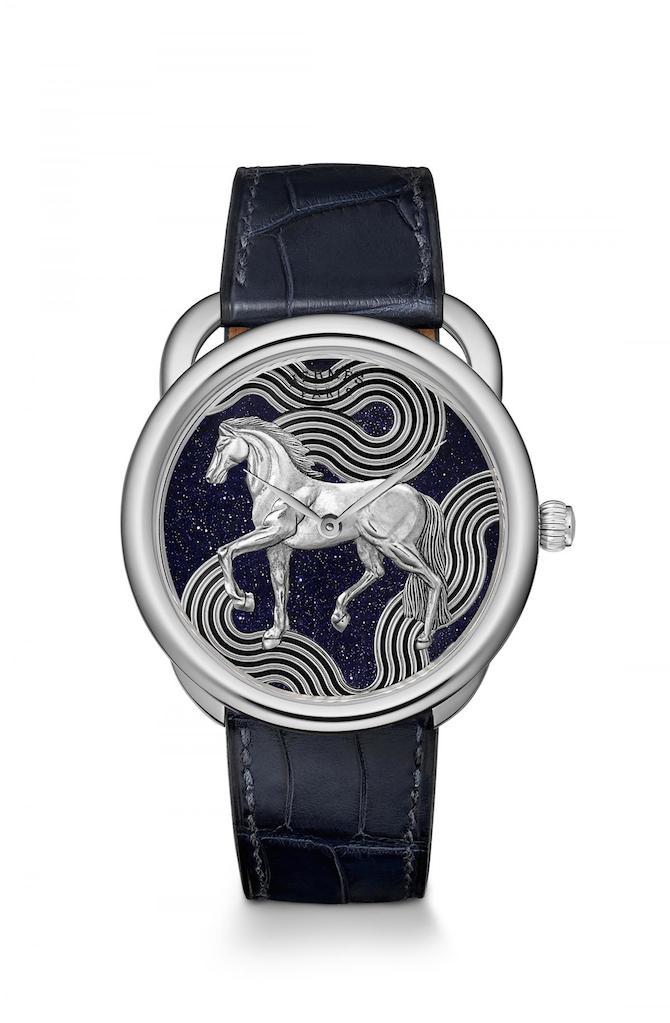 Hermès Arceau Cheval Cosmique –