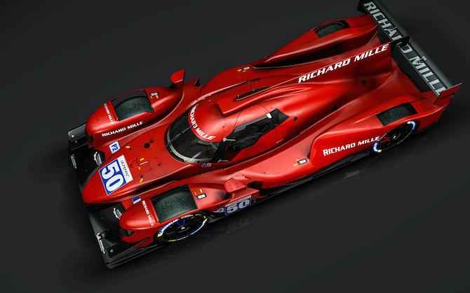 LMP2 del Richard Mille Racing Team