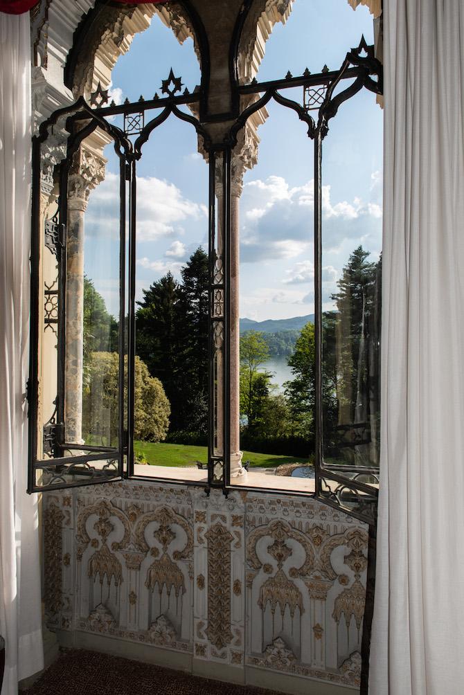Villa Crespi, Lago d'Orta