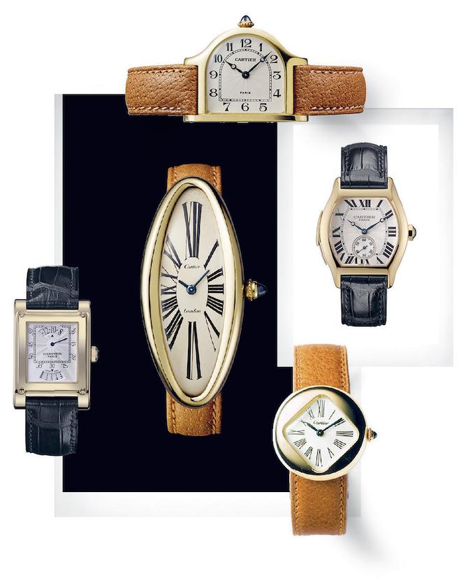 Cartier, orologio da polso Cloche, 1995