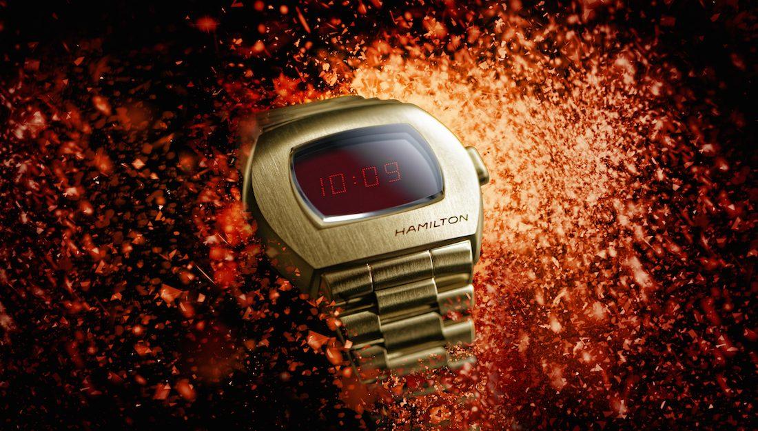 Torna l'orologio Pulsar di Hamilton, il PSR di tecnologia Swiss Made