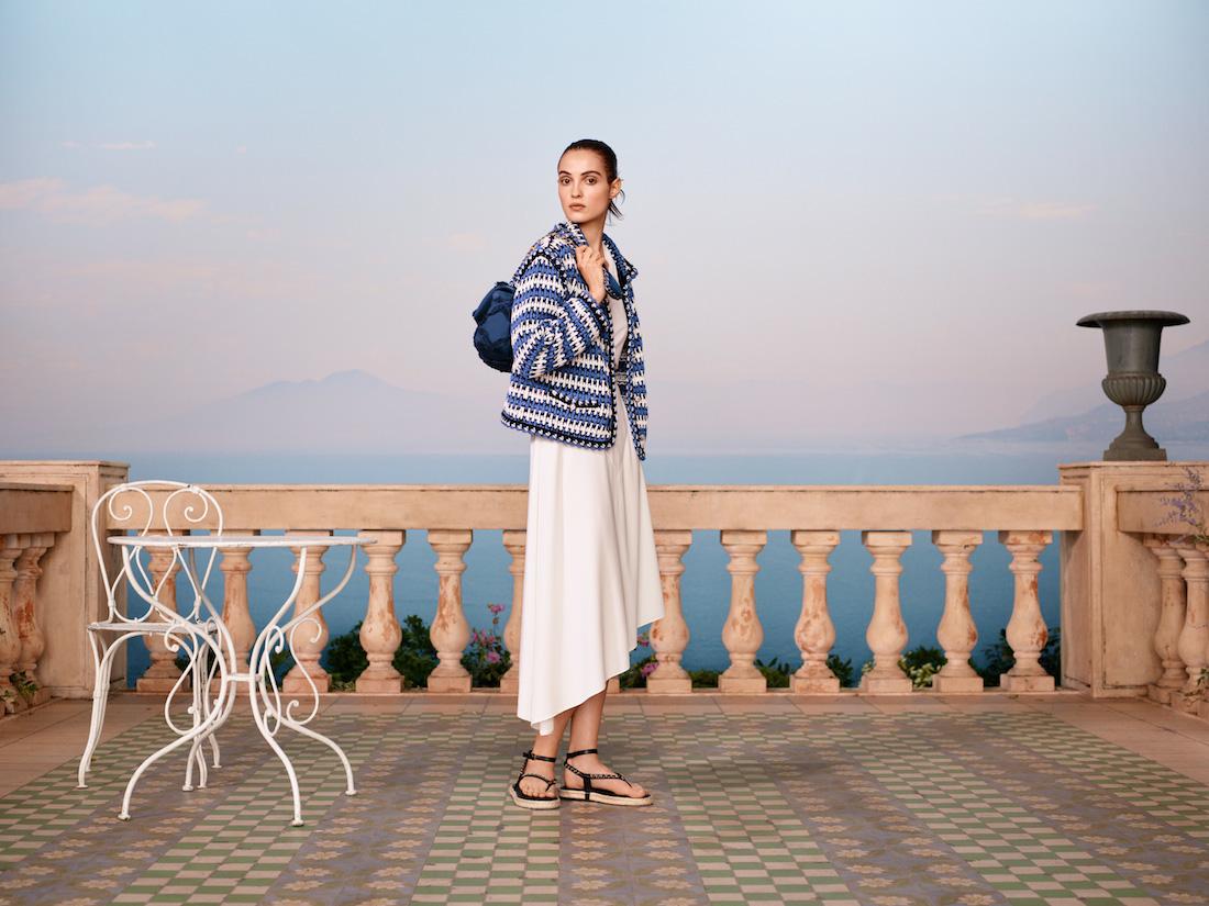 Chanel Cruise 2020/2021. Balade en Méditerranée.