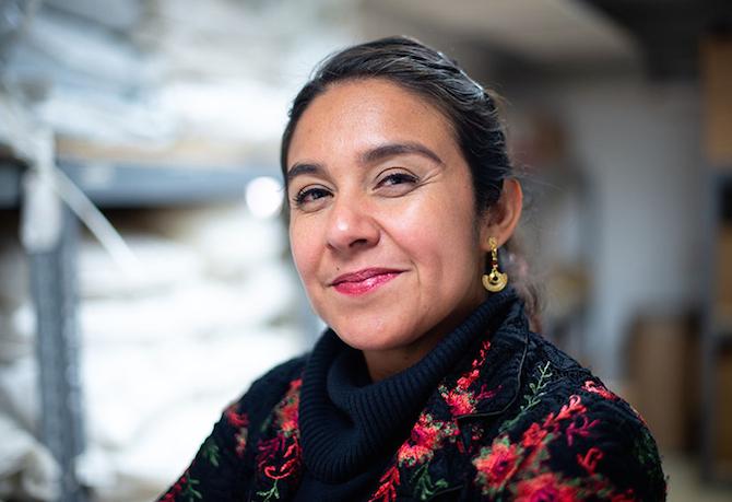 Adriana Luna Diaz, Mexico_ Una delle vincitrici dell'edizione 2020_ ©Cartier