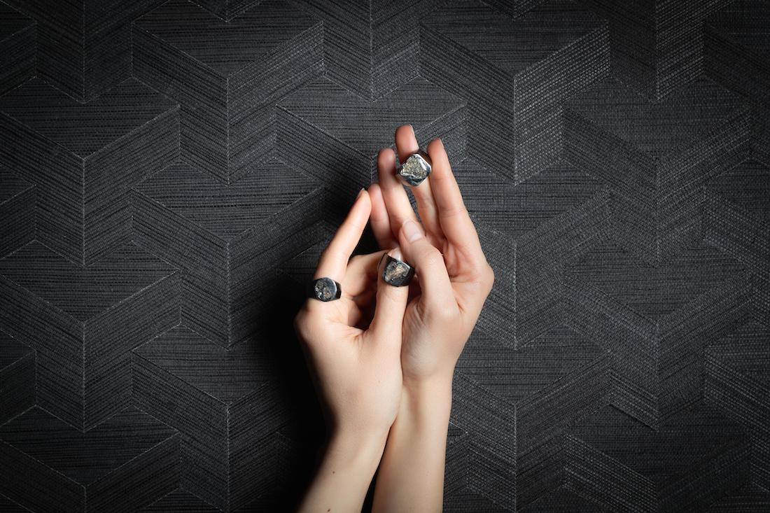 Unique Piece: gli anelli Chevalier di Pisa Diamanti e Fabio Lissi