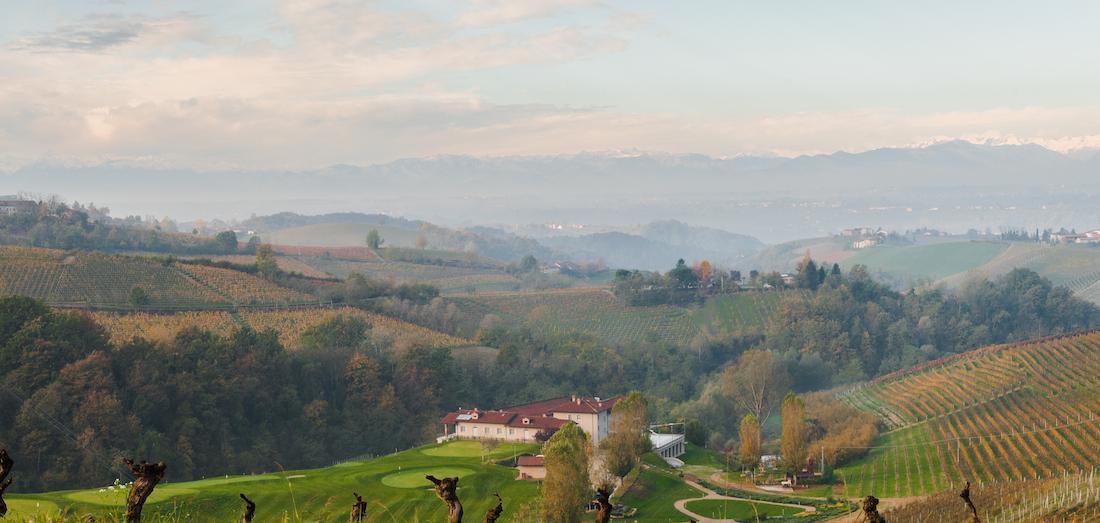 Réva Monforte, un resort nel cuore delle Langhe