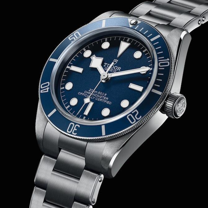 "Tudor Black Bay Fifty-Eight ""Navy Blue"":"