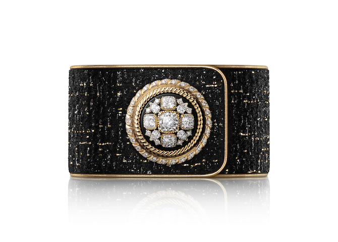 Chanel Mademoiselle Privé Bouton, orologio Byzantin