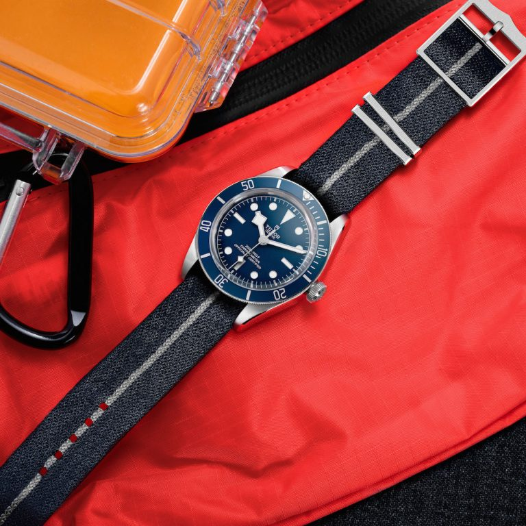 "Il nuovo Tudor Black Bay Fifty Eight ""Navy Blue"": un tuffo nel blu"