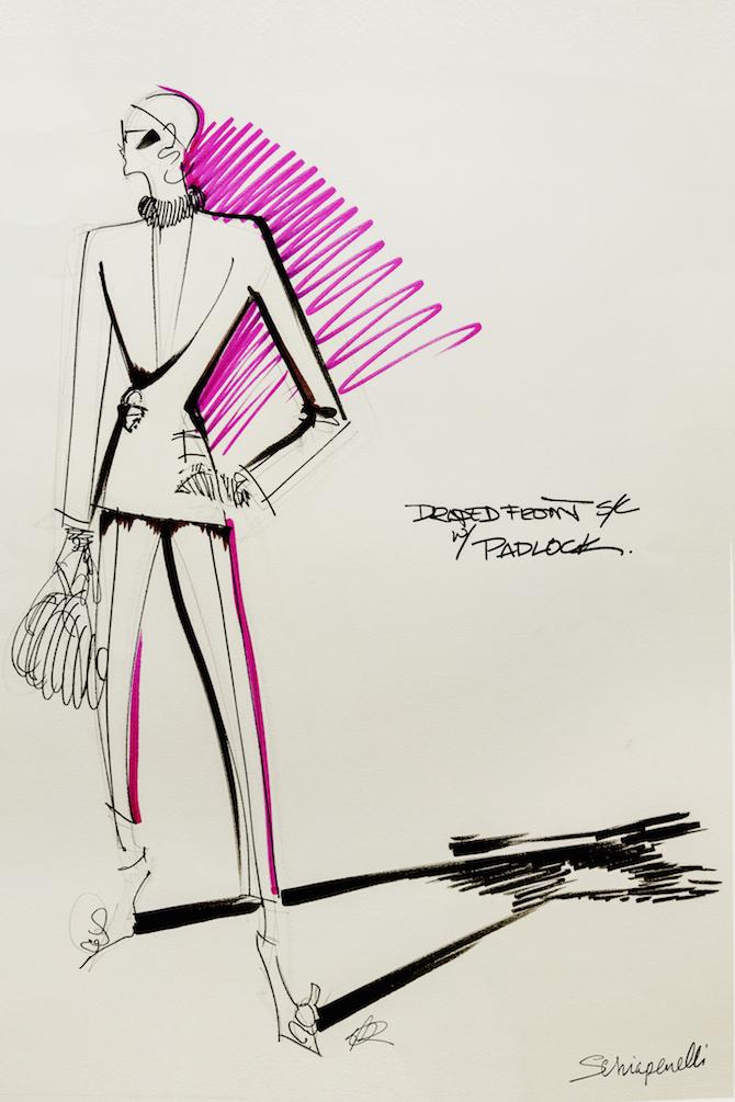 Schiaparelli Haute Couture A/I 2020/2021_ Courtesy Schiaparelli Press Office