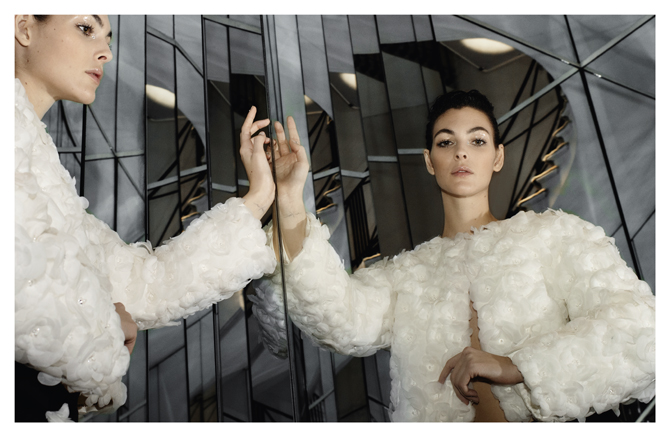 Metiers d'art_Ad campaign pictures by Melodie McDaniel
