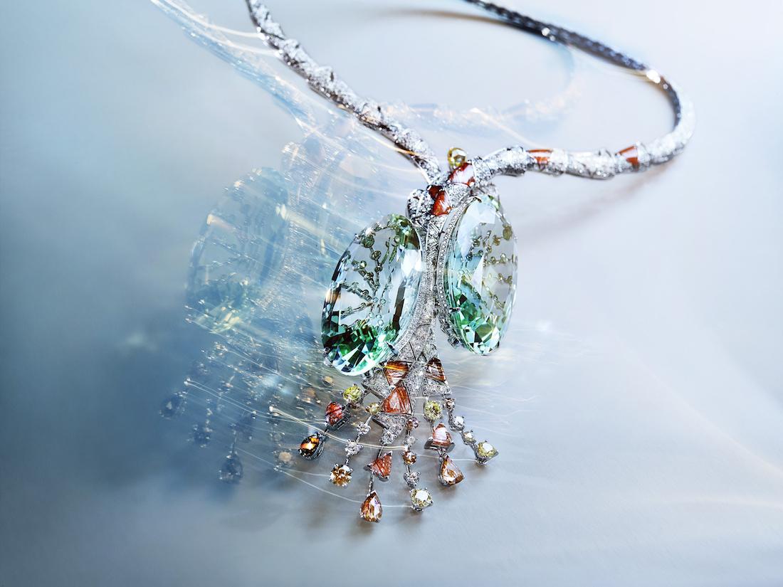 Cartier [Sur] Naturel, l'escapismo dell'alta gioielleriaCartier [Sur] Naturel, l'escapismo dell'alta gioielleria