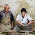Efisio Usai, Maestro della ceramica tradizionale asseminese