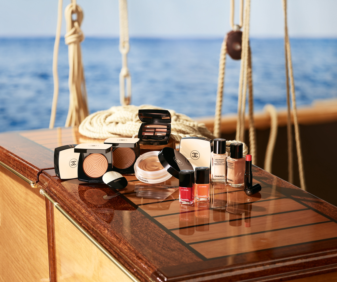 L'estate secondo Chanel. Summer of glow