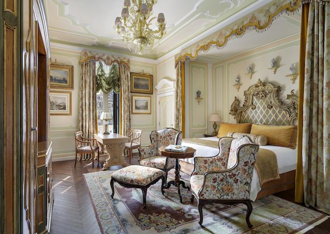 The Hemingway Presidential Suite e Venetian Room