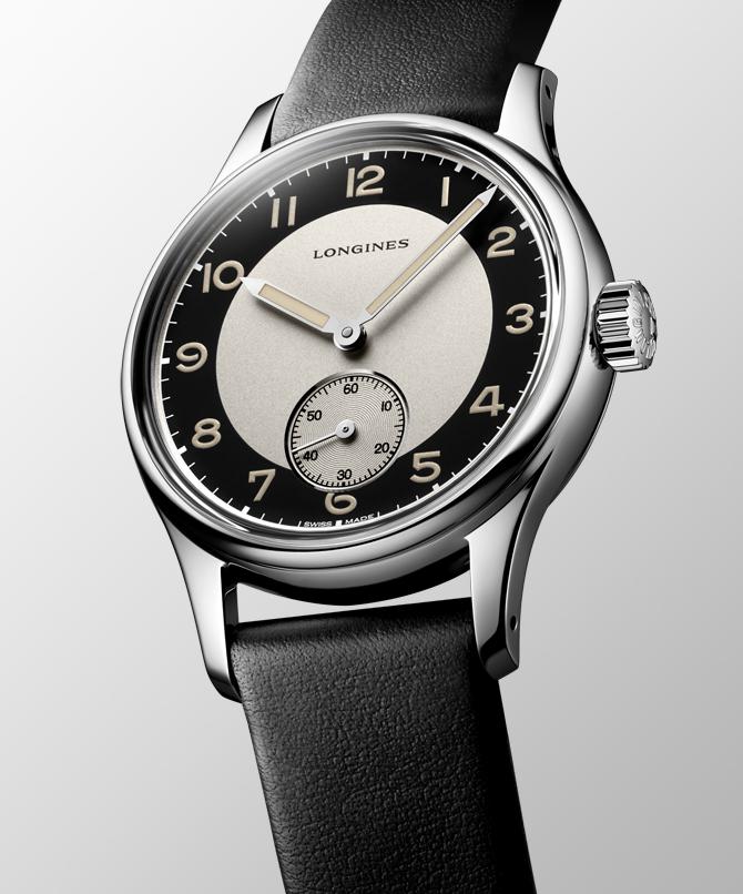 The Longines Heritage Classic - Tuxedo – Ref. L2.330.4.93.0