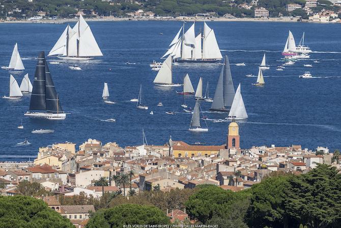 Regata Les Voiles de Saint Tropez