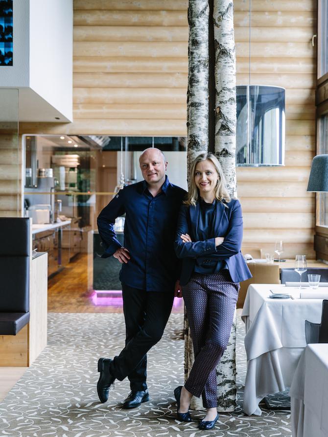Gisela ed Heinrich Schneider